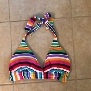 Anne Cole Bikini Top, Medium